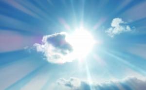 太陽の画像