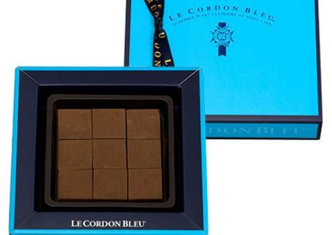 ル・コルドン・ブルーのチョコ
