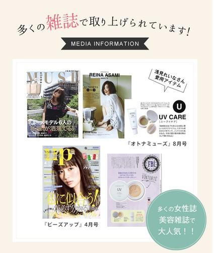 雑誌の資料