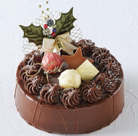 ブランブリュンのクリスマスケーキ