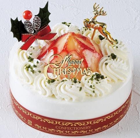 アルデュールのクリスマスケーキ